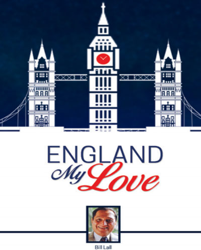 England My Love